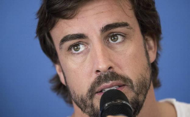Fernando Alonso. /Christian Bruna (Efe)