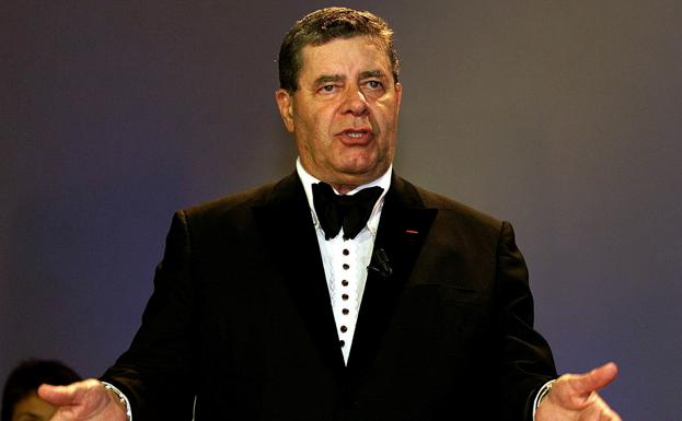 El actor Jerry Lewis, en 1999.