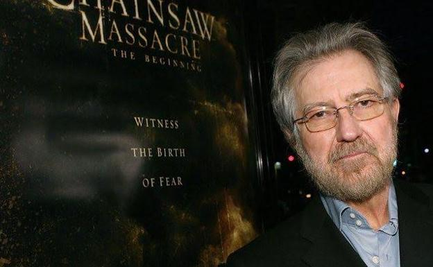 El director Tobe Hooper.