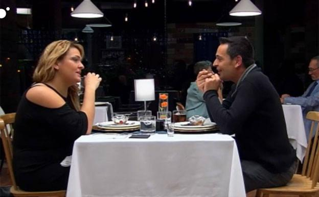 La asombrosa confesión sexual en esta cita de First Dates