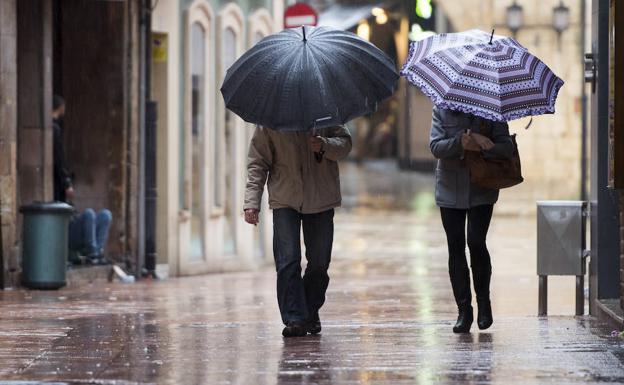 El tiempo en asturias vuelven la lluvia y el fr o y no - El tiempo en siero asturias ...