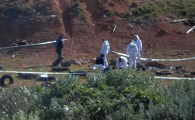 El homicida de Vinaròs descuartizo el cadaver de su novia