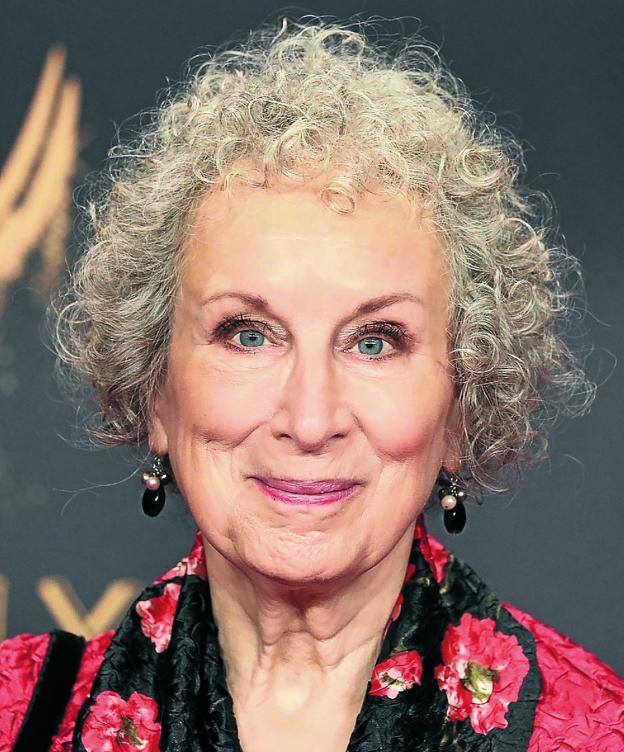 Margaret Atwood. /  REUTERS