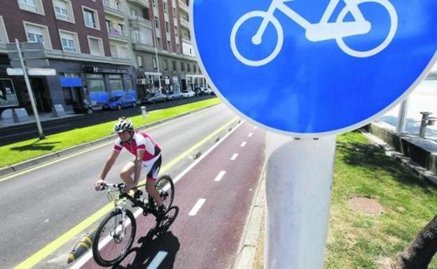 Mapa Carril Bici Gijon.El Plan De Movilidad Plantea Ampliar La Red De Carriles Bici Hasta El Cerillero Y El Botanico El Comercio