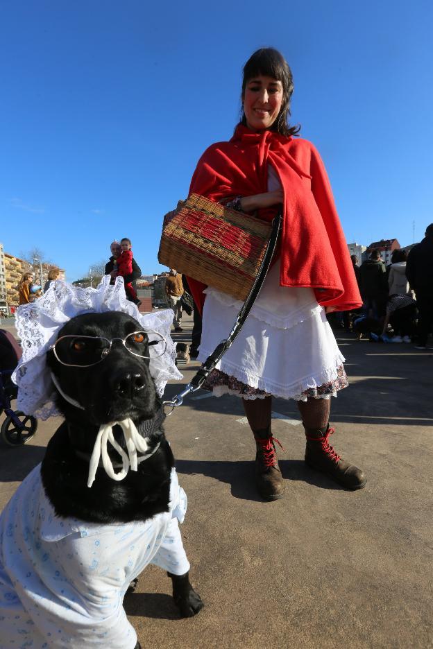 Coches y mascotas concursarn hoy por los mejores disfraces del