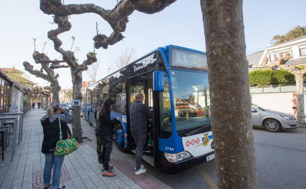Salinas queda sin servicio de autobus