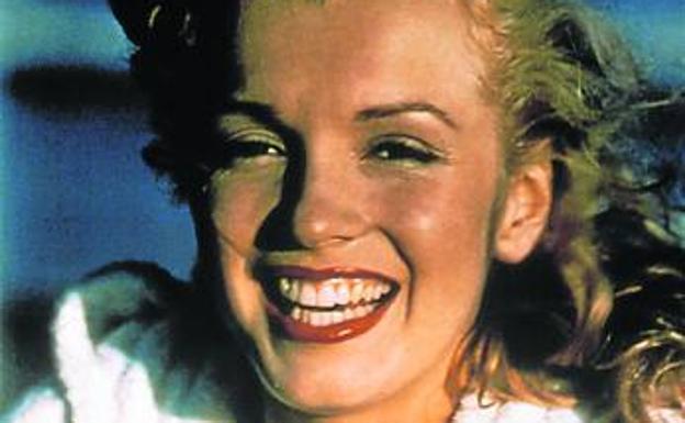 Aparece Un Desnudo De Marilyn Monroe El Comercio