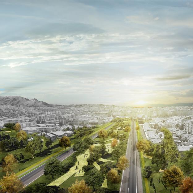 La segunda fase del Bulevar comprenderá el aparcamiento disuasorio y ...