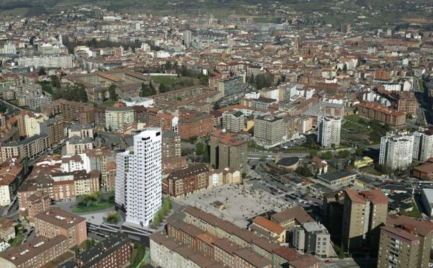 El ayuntamiento de oviedo apoyar las torres de san l zaro for Piscinas san lazaro oviedo
