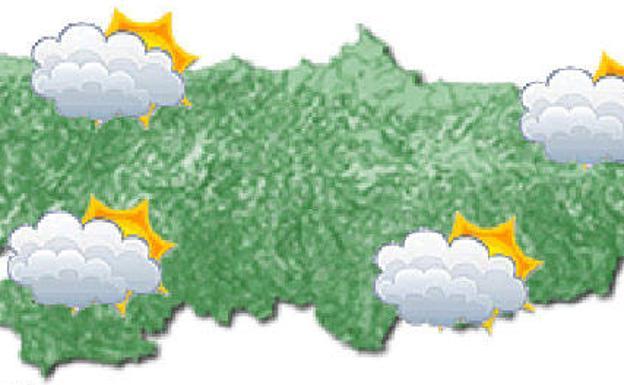 Así Será El Tiempo En Asturias Para Esta Semana El Comercio