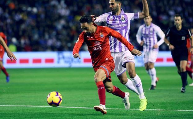 Verde evita el liderato del Espanyol en descuento el descuento en | El Comercio e02156