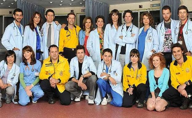 'Hospital Central' estuvo en antena veinte temporadas. /Telecinco