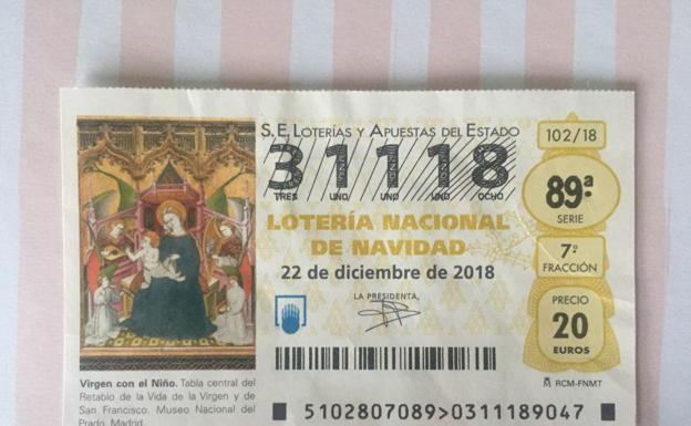 Lotería De Navidad Qué Significado Tiene El Dibujo De Los Décimos De 2018 El Comercio