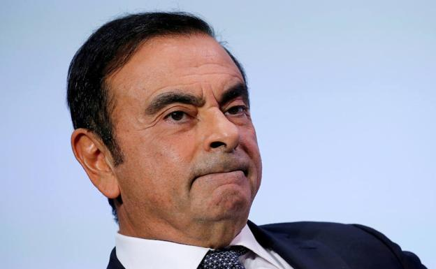 Carlos Ghosn./Reuters