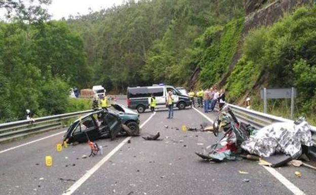 La siniestralidad laboral repunta en Asturias por la subida de accidentes camino del trabajo