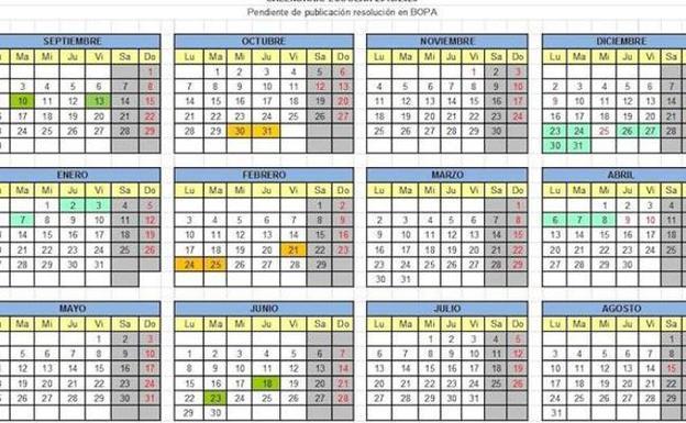 Calendario Escolar Galicia 2020 Y 2019.Los Docentes Rechazan El Calendario Escolar Aprobado Por Educacion