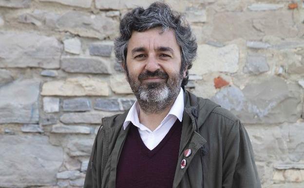 Alejandro Calvo, en una imagen reciente. / DANIEL MORA