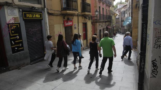 Resultado de imagen de Por el Oviedo antiguo