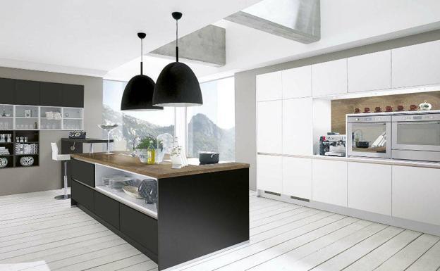 Diseño personalizado y fabricación propia, en Cocinas ...