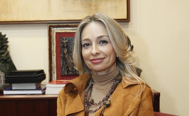 La profesora de Economía Susana Álvarez Otero./JOAQUÍN PAÑEDA
