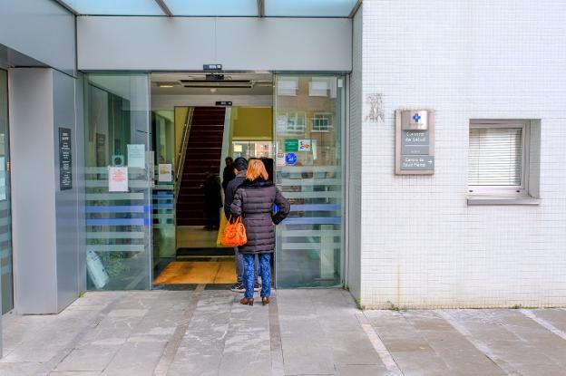 Veinte pacientes en una hora en los centros médicos asturianos
