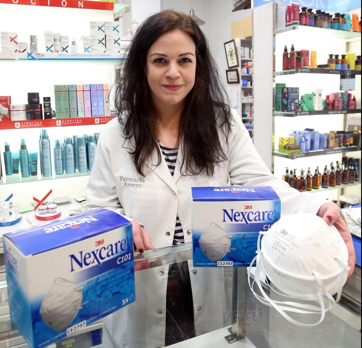 La venta de mascarillas a las farmacias asturianas se multiplica ...