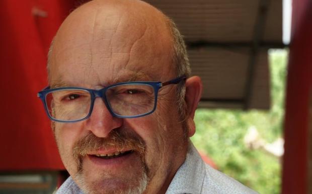 Luis Laria advierte sobre los riesgos medioambientales por la crisis/E.C.