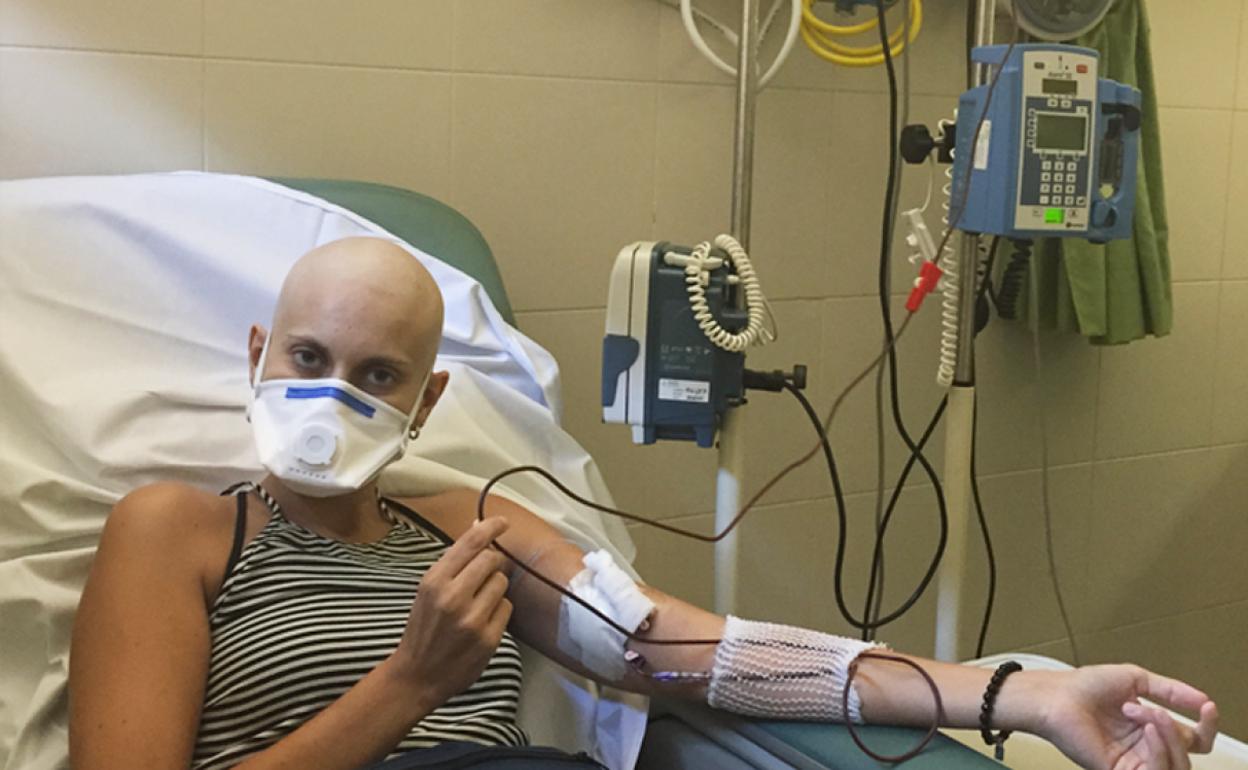 26 días para dar con un donante de médula ósea | El Comercio