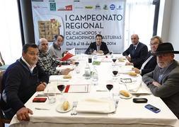 La Corte del Rey Pelayo de Oviedo gana el premio al mejor cachopo de Asturias