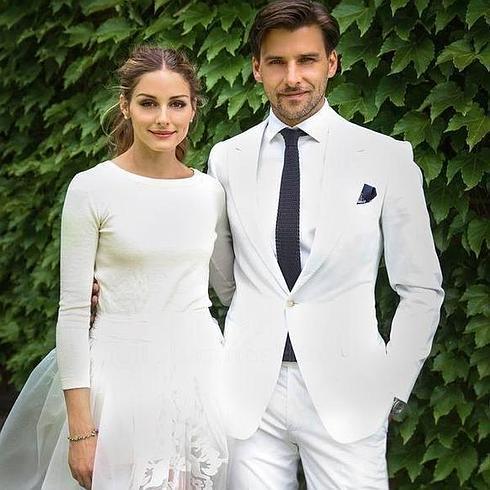 el original vestido de novia de olivia palermo | el comercio