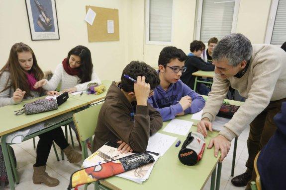 Los alumnos que opten por Formación Profesional tendrán en cuarto de ...