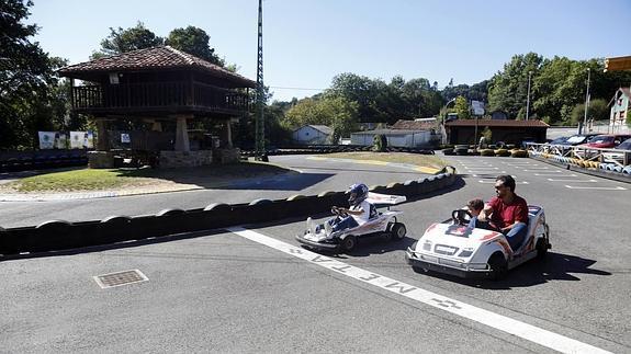 Circuito Fernando Alonso Alquiler Karts : Fernando soto gallegos los circuitos de karts más