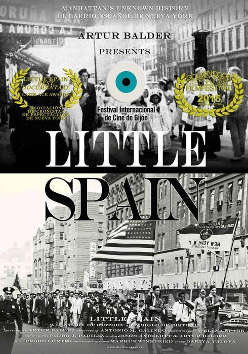'Little Spain', documental que participa en el Festival Internacional de Cine de Gijón./