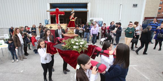 Cruz de Mayo de los estudiantes