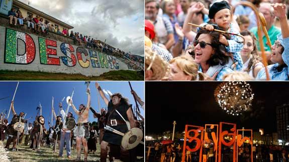 Las Fiestas Que No Debes Perderte En Asturias En Agosto El Comercio