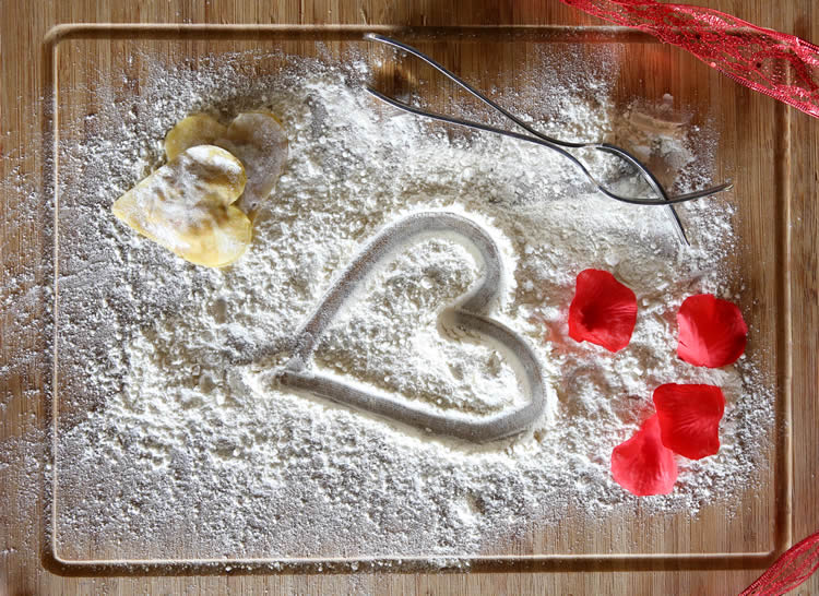 Recetas de amor para san valentin