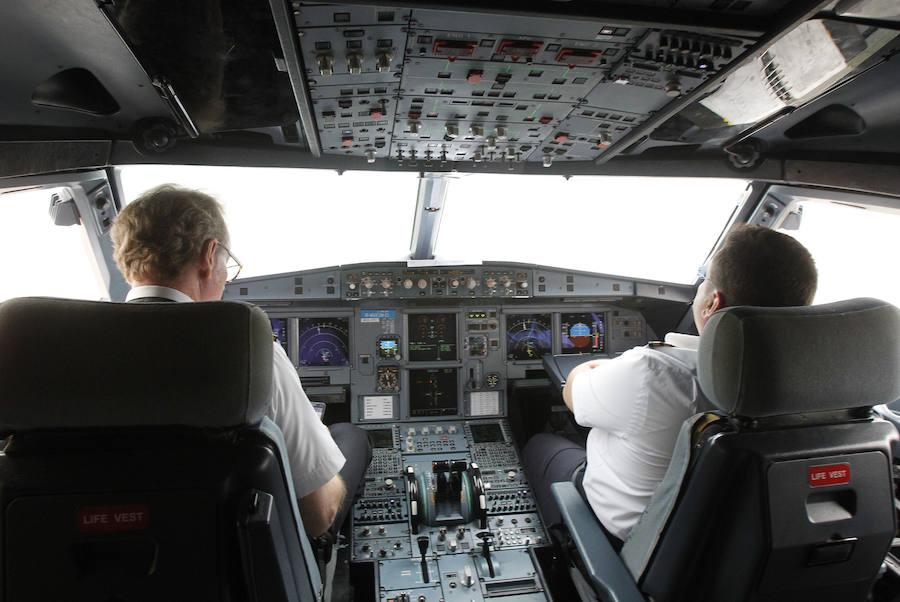 Diez Frases Que Usan Los Pilotos Y Pocos Pasajeros Conocen