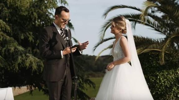 así fue la espectacular boda de risto mejide y laura escanes | el